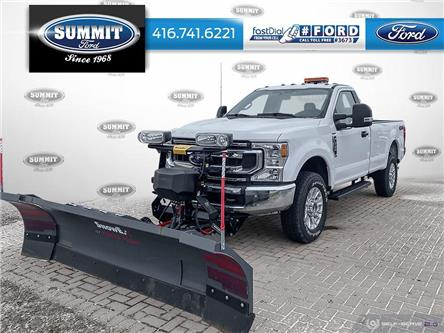 2021 Ford F-350 XLT (Stk: 21X8217) in Toronto - Image 1 of 25