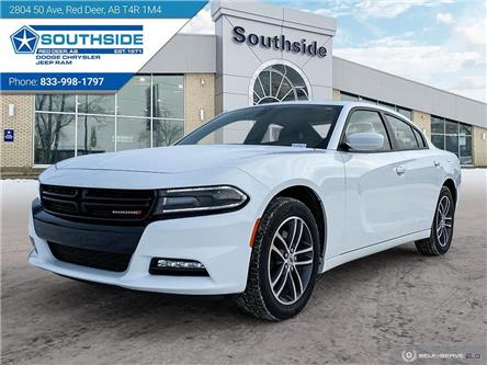 2019 Dodge Charger SXT (Stk: A14591A) in Red Deer - Image 1 of 25