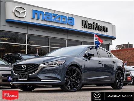 2021 Mazda MAZDA6 Signature (Stk: G210164A) in Markham - Image 1 of 30
