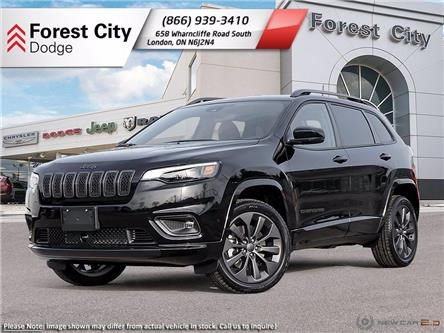 2021 Jeep Cherokee Limited (Stk: 21-8003) in London - Image 1 of 23