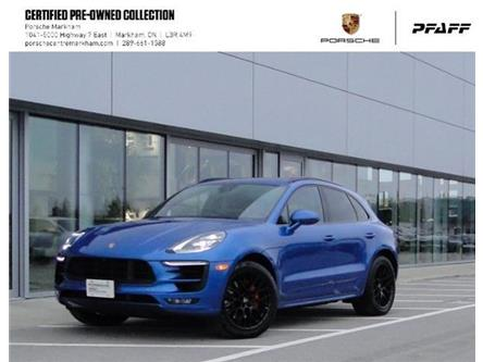 2018 Porsche Macan GTS (Stk: PU0017) in Markham - Image 1 of 22