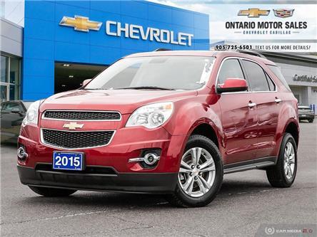 2015 Chevrolet Equinox 2LT (Stk: 178994A) in Oshawa - Image 1 of 36