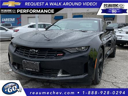 2021 Chevrolet Camaro 1LT (Stk: 21-0240) in LaSalle - Image 1 of 9
