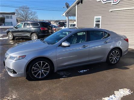 2015 Acura TLX Tech (Stk: ) in Sussex - Image 1 of 26