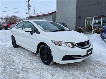 2015 Honda Civic LX (Stk: 14764) in Regina - Image 1 of 20