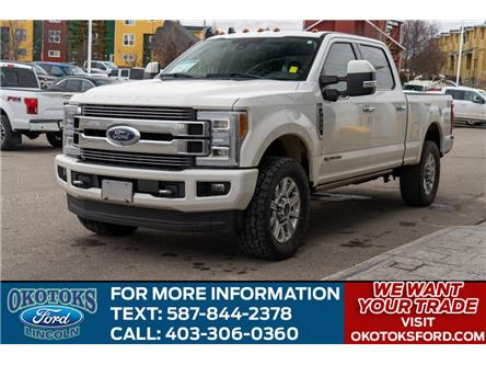 2019 Ford F-350 Limited (Stk: L-1402A) in Okotoks - Image 1 of 28