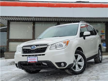 2014 Subaru Forester 2.5i Convenience Package (Stk: 2101001) in Waterloo - Image 1 of 20