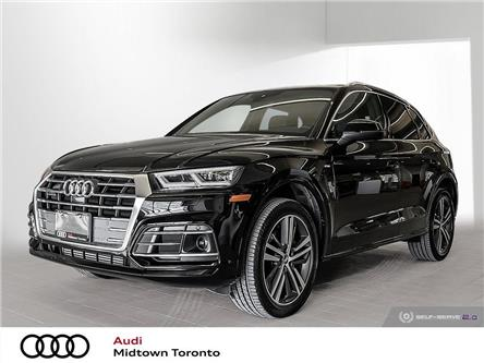 2020 Audi Q5 45 Technik (Stk: P8722) in Toronto - Image 1 of 25