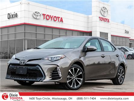 2017 Toyota Corolla  (Stk: D210204A) in Mississauga - Image 1 of 30
