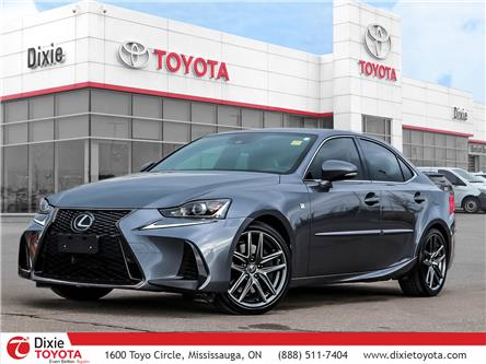 2020 Lexus IS 300 Base (Stk: D210049A) in Mississauga - Image 1 of 30