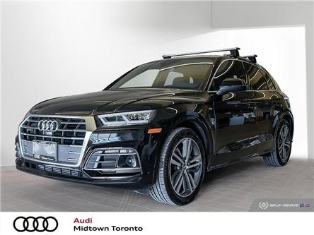 2018 Audi Q5 2.0T Technik (Stk: P8727) in Toronto - Image 1 of 25