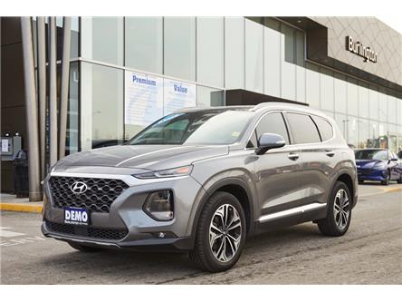 2019 Hyundai Santa Fe Ultimate 2.0 (Stk: N1366) in Burlington - Image 1 of 27