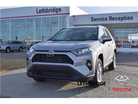 2021 Toyota RAV4 XLE (Stk: 1RA9425) in Lethbridge - Image 1 of 26