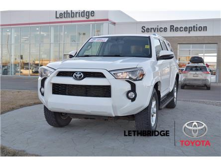 2014 Toyota 4Runner SR5 V6 (Stk: UT5460C) in Lethbridge - Image 1 of 30