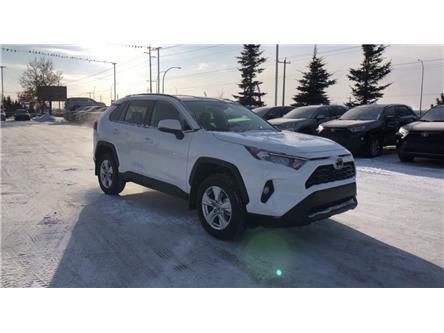 2021 Toyota RAV4 XLE (Stk: 210298) in Calgary - Image 1 of 11