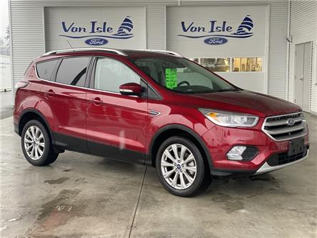 2017 Ford Escape Titanium (Stk: 20294A) in Port Alberni - Image 1 of 17
