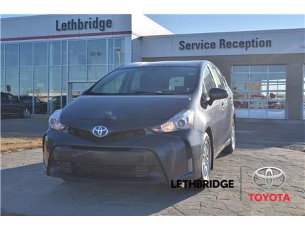 2016 Toyota Prius v Base (Stk: UC5123A) in Lethbridge - Image 1 of 27