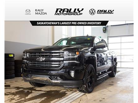 2017 Chevrolet Silverado 1500 High Country (Stk: V1440) in Prince Albert - Image 1 of 15
