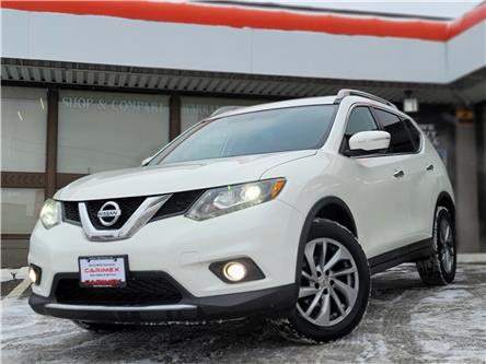 2015 Nissan Rogue SL (Stk: 2012394) in Waterloo - Image 1 of 24