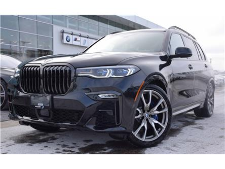 2021 BMW X7 M50i (Stk: 1E05921) in Brampton - Image 1 of 13