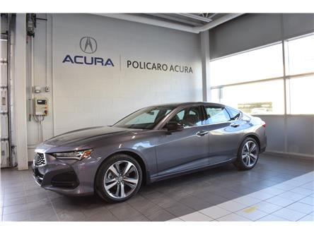 2021 Acura TLX Platinum Elite (Stk: M801893) in Brampton - Image 1 of 22