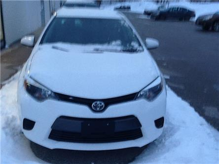 2016 Toyota Corolla CE (Stk: p21005) in Owen Sound - Image 1 of 6
