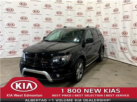 2017 Dodge Journey Crossroad (Stk: BM4010) in Edmonton - Image 1 of 26