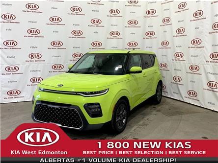 2020 Kia Soul EX+ (Stk: 21687) in Edmonton - Image 1 of 25