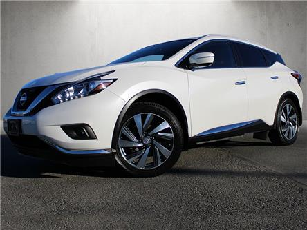 2015 Nissan Murano  (Stk: N21-0002P) in Chilliwack - Image 1 of 17