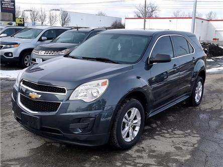 2011 Chevrolet Equinox LS (Stk: C412952) in Kitchener - Image 1 of 18