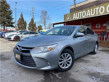 2017 Toyota Camry  (Stk: 142545) in SCARBOROUGH - Image 1 of 30