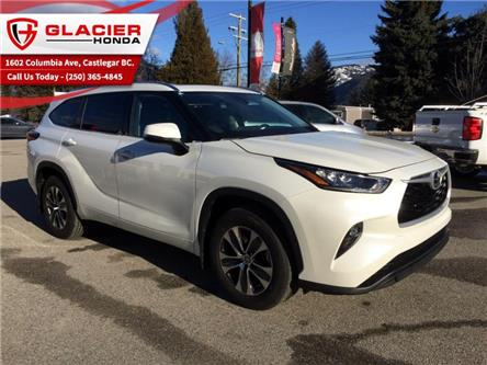 2021 Toyota Highlander XLE (Stk: 9-3110-1) in Castlegar - Image 1 of 28