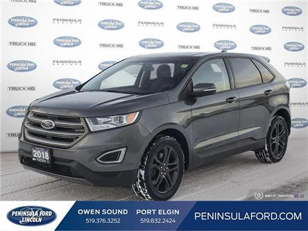 2018 Ford Edge SEL (Stk: 2183) in Owen Sound - Image 1 of 25
