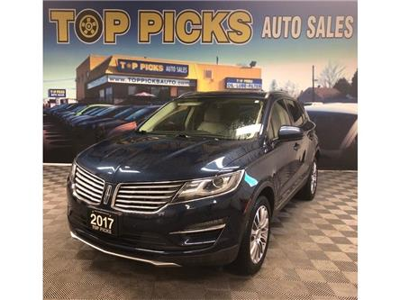 2017 Lincoln MKC Reserve (Stk: L30687) in NORTH BAY - Image 1 of 28