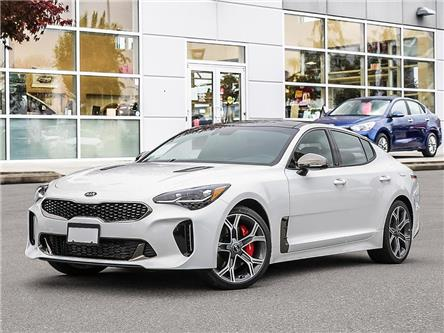 2021 Kia Stinger GT Limited w/Red Interior (Stk: ST14881) in Abbotsford - Image 1 of 23