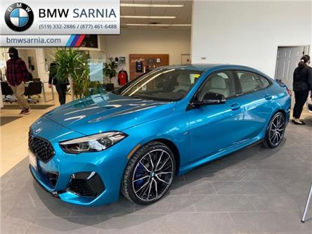 2021 BMW M235i xDrive Gran Coupe (Stk: B2116) in Sarnia - Image 1 of 16
