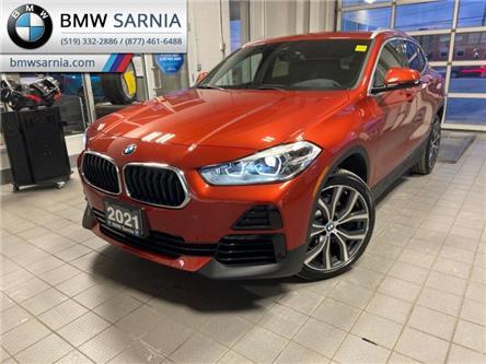 2021 BMW X2 xDrive28i (Stk: BF2131) in Sarnia - Image 1 of 18
