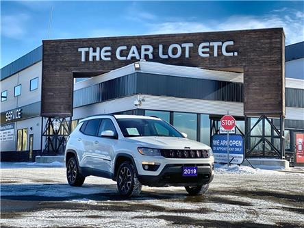 2019 Jeep Compass Sport (Stk: 20408) in Sudbury - Image 1 of 27