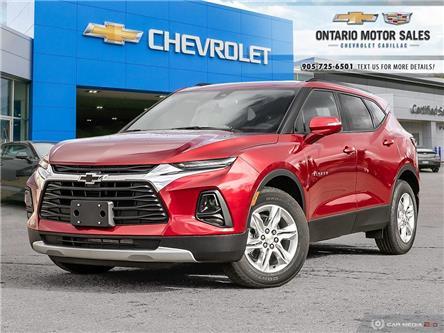 2021 Chevrolet Blazer LT (Stk: T1524990) in Oshawa - Image 1 of 18