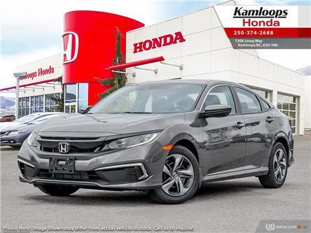 2021 Honda Civic LX (Stk: N15195) in Kamloops - Image 1 of 23