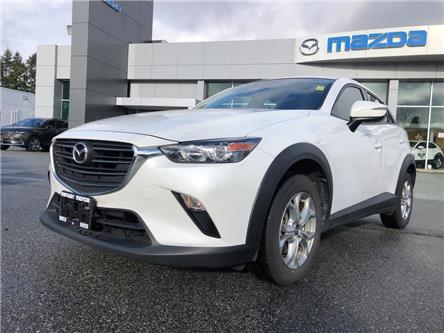 2019 Mazda CX-3 GS (Stk: 121353J) in Surrey - Image 1 of 15