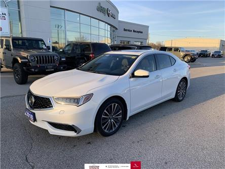 2018 Acura TLX Tech (Stk: U04665) in Chatham - Image 1 of 25