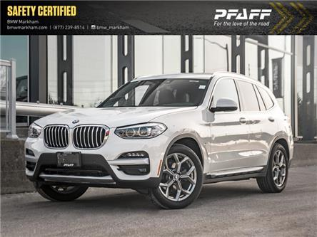 2021 BMW X3 xDrive30i (Stk: U13688 PRE) in Markham - Image 1 of 22