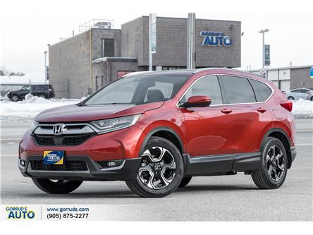 2018 Honda CR-V Touring (Stk: 148501) in Milton - Image 1 of 24