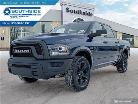 2021 RAM 1500 Classic SLT (Stk: W2129) in Red Deer - Image 1 of 25
