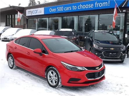 2017 Chevrolet Cruze LT Auto (Stk: 210010) in North Bay - Image 1 of 21