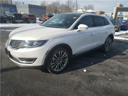 2017 Lincoln MKX Reserve (Stk: J1408A) in Cornwall - Image 1 of 16