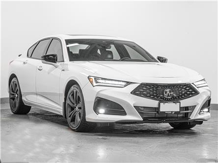 2021 Acura TLX A-Spec (Stk: M800316) in Brampton - Image 1 of 20