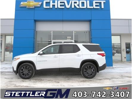 2021 Chevrolet Traverse RS (Stk: 21069) in STETTLER - Image 1 of 21