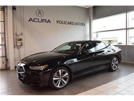 2021 Acura TLX Platinum Elite (Stk: M801906) in Brampton - Image 1 of 18